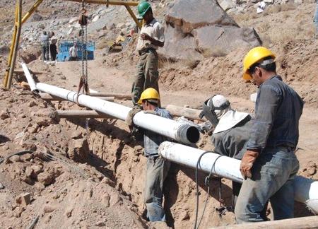 ضرورت توسعه گازرسانی و تامین گاز مورد نیاز صنایع