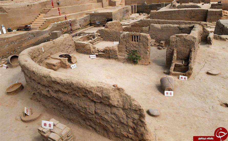 کشف ۶ شهر باستانی از اعماق زمین+عکس