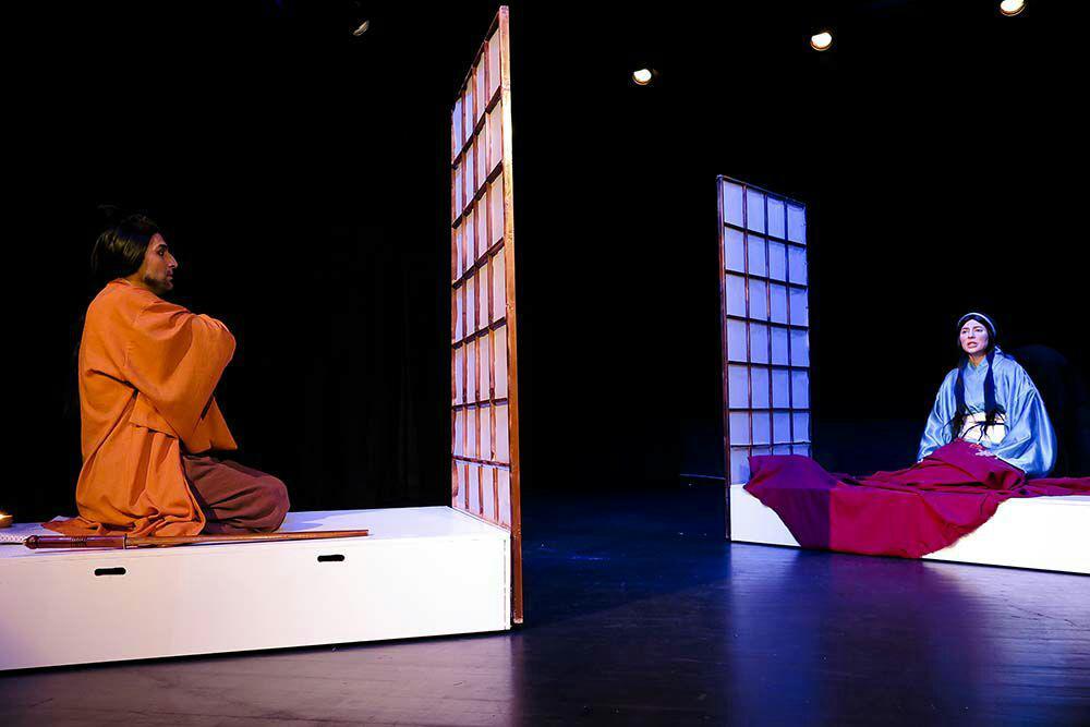 تماشای یک عشق واقعی در تالار قشقایی تئاتر شهر