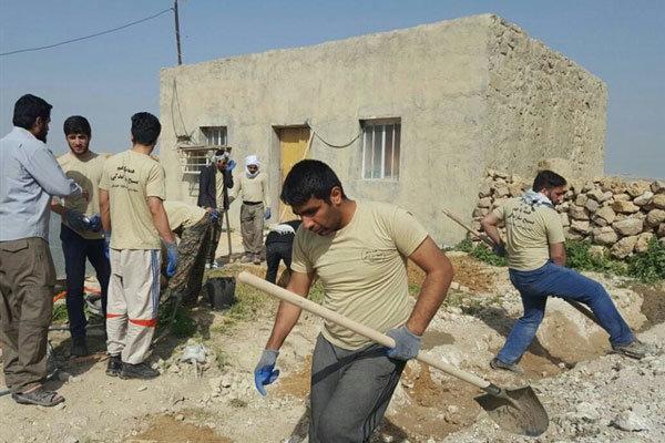 گروههای جهادی دیلم به مناطق محروم کهگلویه و بویراحمد اعزام شدند