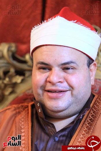 پسر منشاوی و آموختههای مکتب پدر/ خاطره کرمانشاه را فراموش نمیکنم + عکس