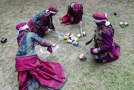 درخشش ورزشکاران زنجانی در جشنواره بازی های بومی محلی کشور