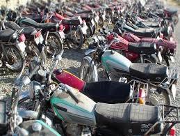 توقیف ۱۳ دستگاه موتورسیکلت متخلف در ملکشاهی
