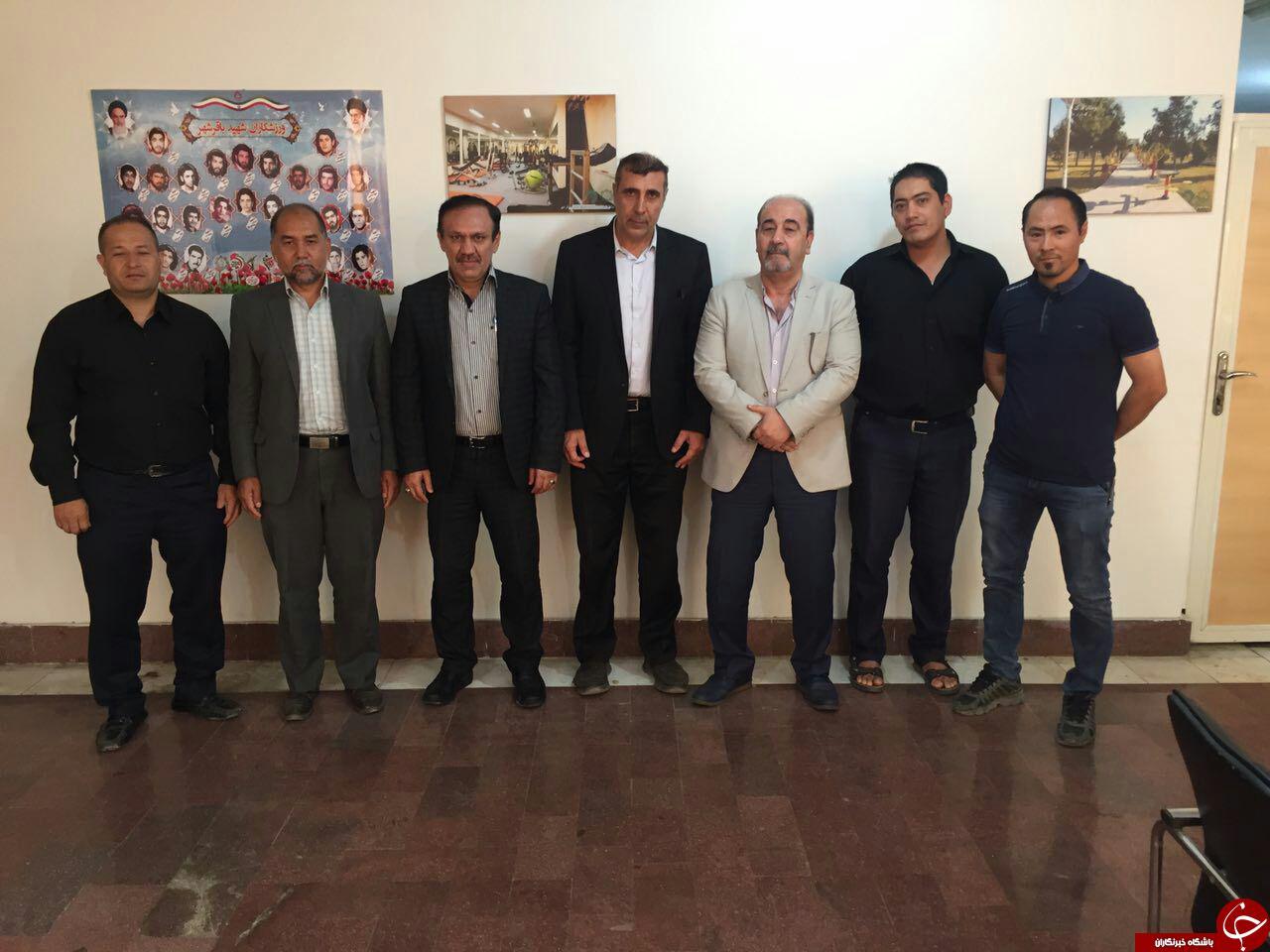 جان محمد امیری به عنوان نماینده ی رسمی فدراسیون تکواندوی افغانستان در ایران معرفی شد