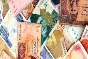 نرخ مبادله افغانی در برابر اسعار شنبه ۲۱ اسد ۱۳۹۶