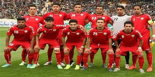 فوتبال افغانستان یک پله در ردهبندی جهانی سقوط کرد