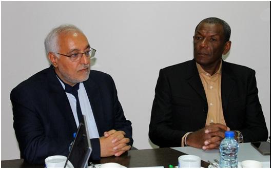 توسعه همکاریهای صنعتی ایران و ماداگاسکار