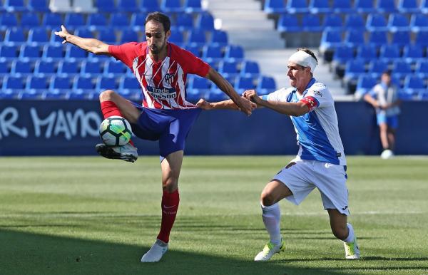 پیروزی اتلتیکو مادرید در آخرین دیدار دوستانه پیش فصل