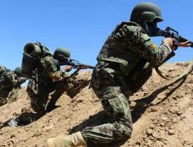 کشته شدن سه فرمانده طالبان در ولسوالی پشت رود فراه