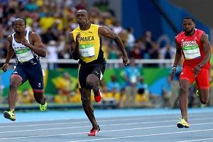 صعود بی دردسر جامائیکا و آمریکا به فینال دوی 4 در 100 متر/بولت به آخرین فینالش رسید