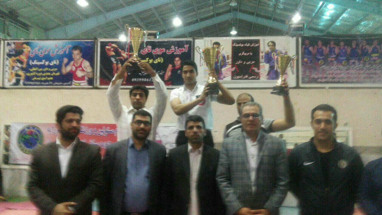 پایان رقابت های قهرمانی هاپکیدو سیستان و بلوچستان در زاهدان