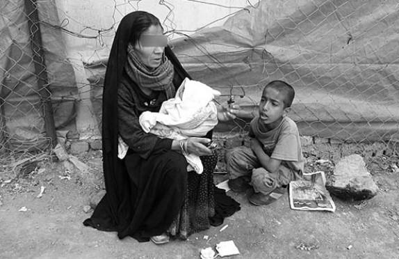 30 سال اعتیاد در کارنامه زن 33 ساله/ خوراندن شربت متادون به دختر بچه 4 ساله از سوی مادر بی رحم