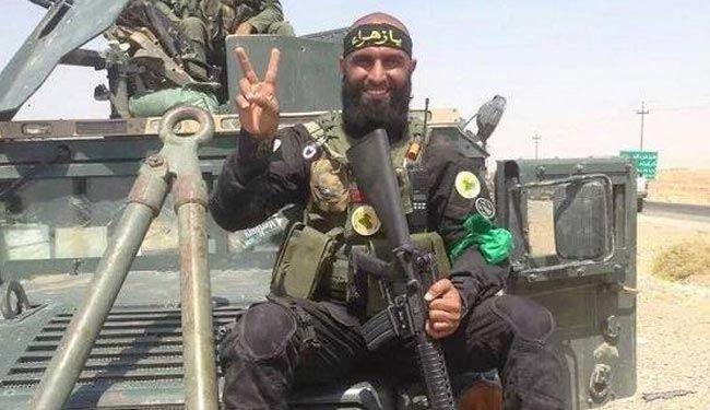 واکنش ابوعزرائیل به شهادت محسن حججی/داعش بزدل است