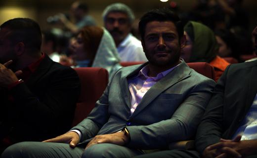 پوشش بازیگران در هفدهمین دوره جشن حافظ + تصاویر
