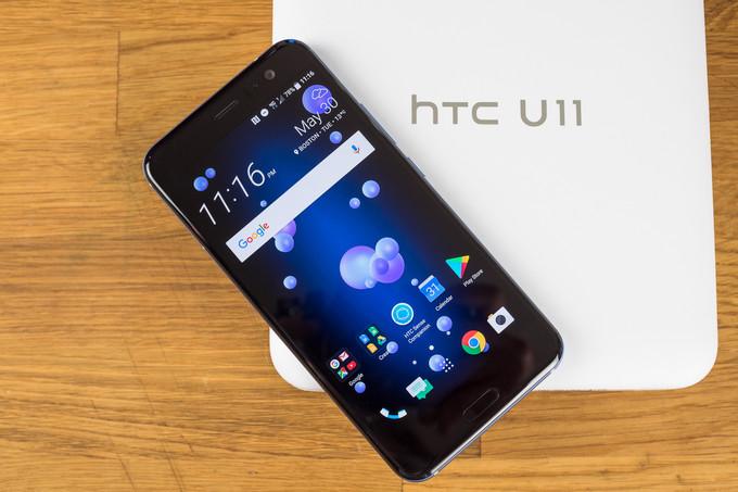 بلوتوث 5 برای گوشی HTC U11 تایید شد
