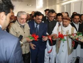 سه پروژه بزرگ برق در ولایت کاپیسا به بهره برداری رسید