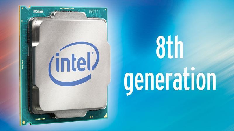 نسل هشتم از پردازنده های اینتل بزودی رونمایی میشود