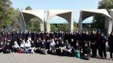 مراسم «روزی با دانشگاه تهران»، برای رتبههای برتر کنکور ۹۶ سراسری چگونه گذشت؟