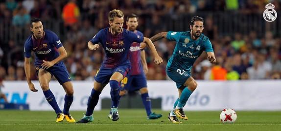 بارسلونا 1 - رئال مادرید 3/نیوکمپ فتح شد