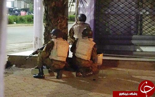 17 کشته در پی حملهای تروریستی در بوکینافاسو
