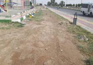 کمبود پارک و فضای سبز در رودبارک + فیلم