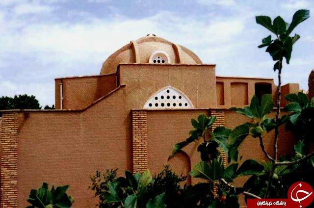 خانه ملاصدرا یکی از جاذبه های گردشگری استان قم