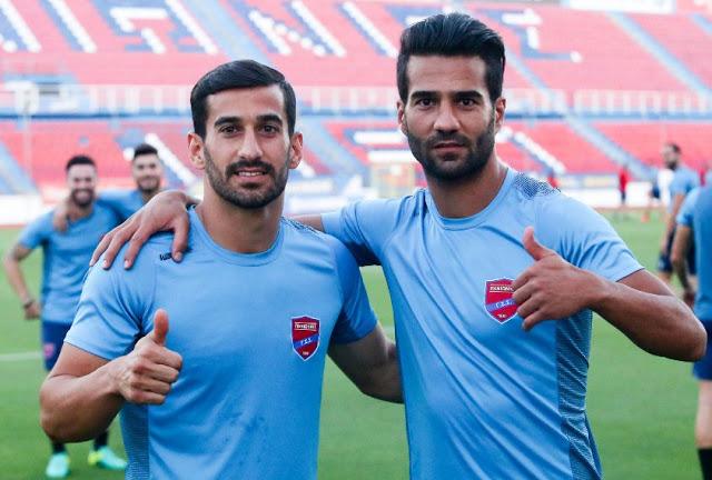 حمایت ربع پهلوی از فوتبالیستهایی که مقابل رژیم صهیونیستی بازی کردند