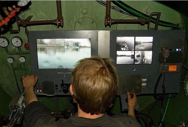 مخترع زیردریایی متهم به قتل زن خبرنگار+تصاویر