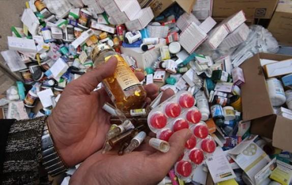 نبض داروهای قاچاق و تقلبی هنوز هم در بازار مصرف میتپد