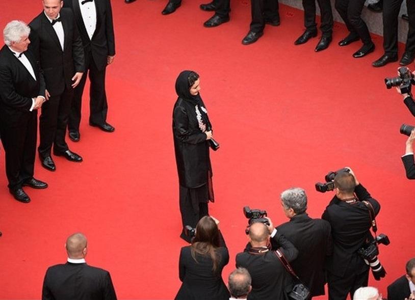 لباسهای بازیگران ایرانی روی فرش قرمز کن