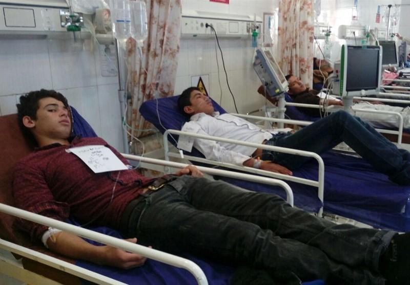 افزایش تعداد مصدومان نشت گاز کلر در دزفول به 507 نفر