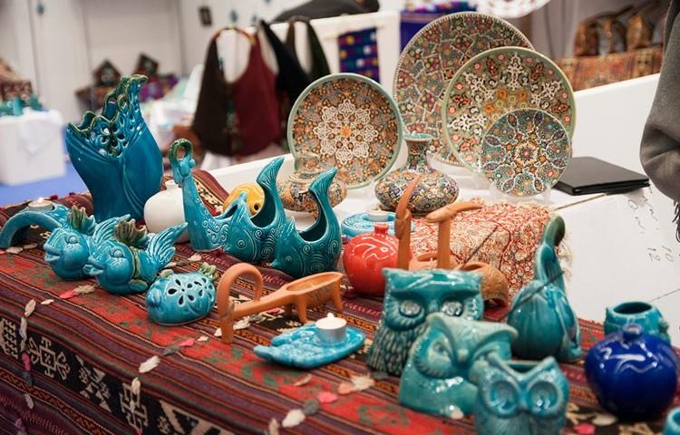 دلالی کارمندان سازمان میراث فرهنگی برای نمایشگاه ملی صنایع دستی!