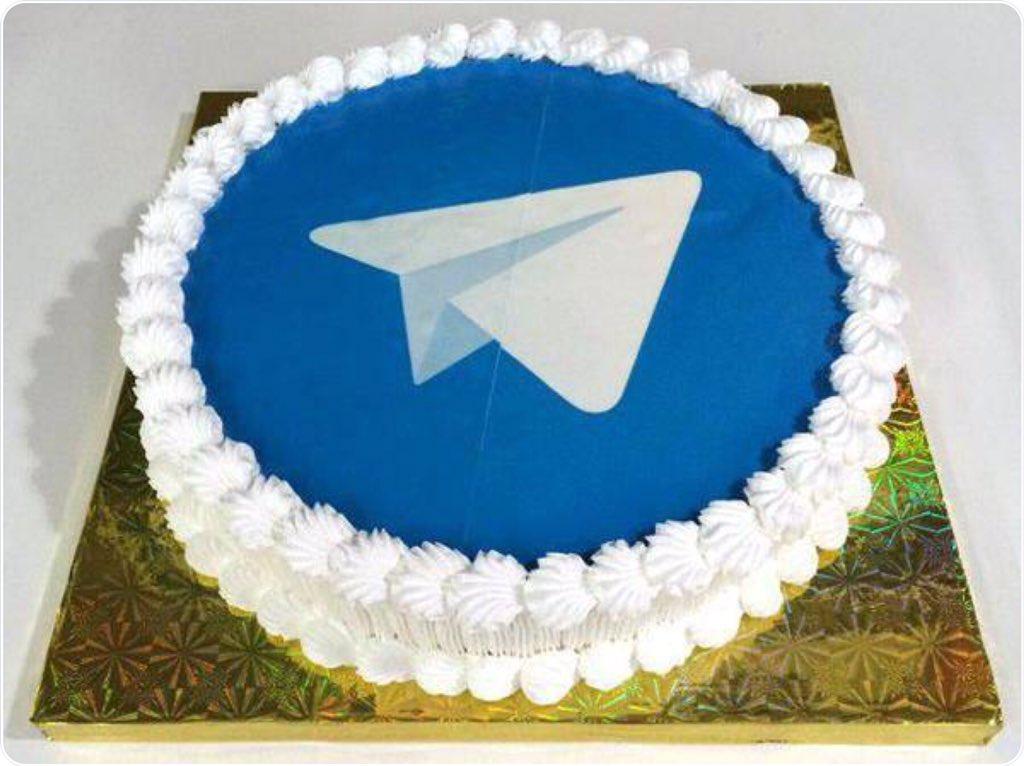 پاول دورف تولد چهارسالگی تلگرام را تبریک گفت