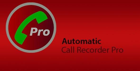 دانلود Automatic Call Recorder Pro 5.28 ؛ برنامه ضبط مکالمه اتوماتیک اندروید