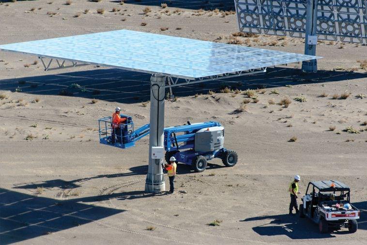 6629627 874 - بزرگترین نیروگاه خورشیدی در جنوب استرالیا ساخته میشود+ تصاویر