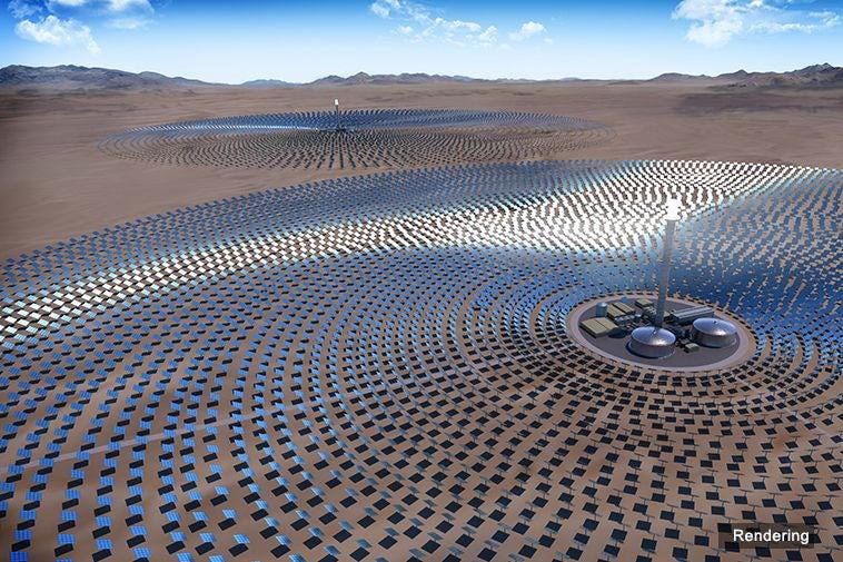 6629629 572 - بزرگترین نیروگاه خورشیدی در جنوب استرالیا ساخته میشود+ تصاویر