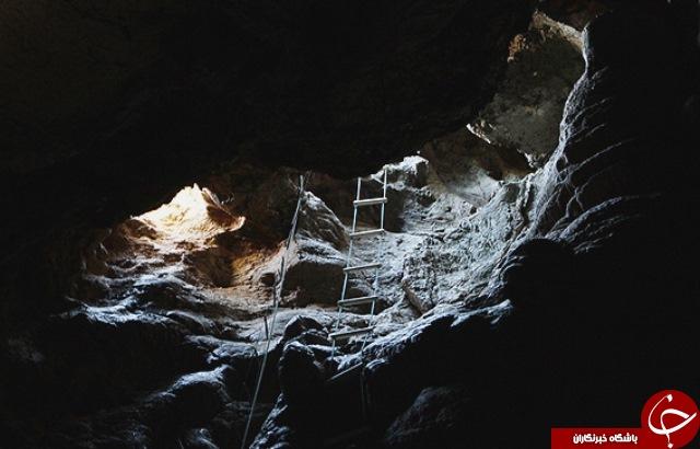 غار کهک یکی از منحصربه فردترین غارهای ایران