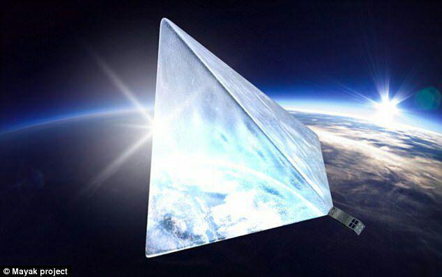ماهوارهای که جای کره ماه را میگیرد+تصاویر
