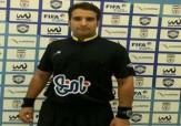 باشگاه خبرنگاران - قضاوت داور خراسان جنوبی در رقابت های لیگ فوتبال ساحلی