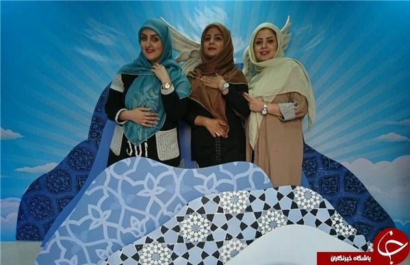تجربه حجاب با «یک حس خوب»/ کانکسهایی عجیب در برخی مناطق تهران+تصاویر