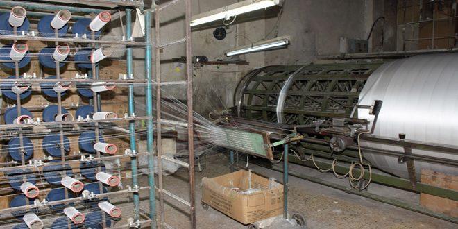 باشگاه خبرنگاران -راه اندازی مجدد 400 کارخانه در منطقه صنعتی الکلاسه در «حلب»