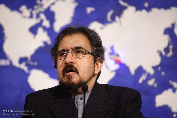 قاسمی: اثبات پایبندی ایران به روح و متن برجام کار سختی نیست,