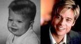 باشگاه خبرنگاران - تصاویر جالب از کودکی بازیگران مشهور هالیوود