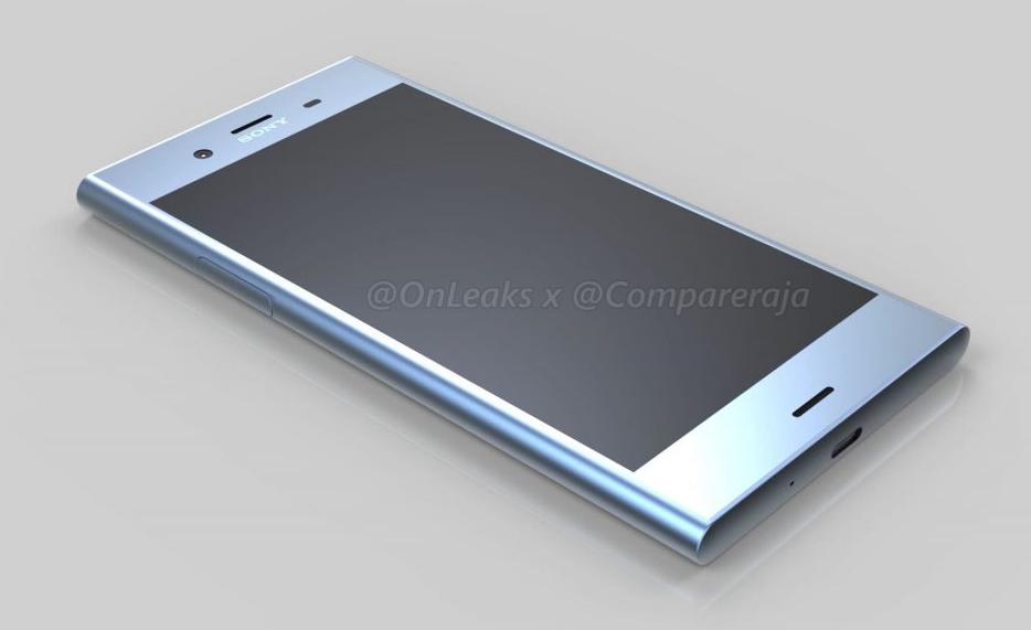 تصاویر جدید گوشی Xperia XZ1 فاش شد