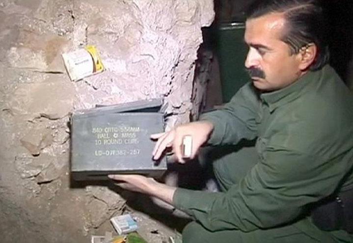 انتحاری های تونل نوردِ داعش را چه کسی آموزش می دهد؟+عکس