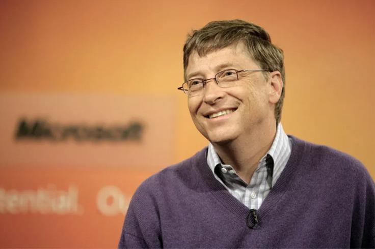 بیل گیتس 64 میلیون از سهام خود در مایکروسافت را صرف امور خیریه کرد