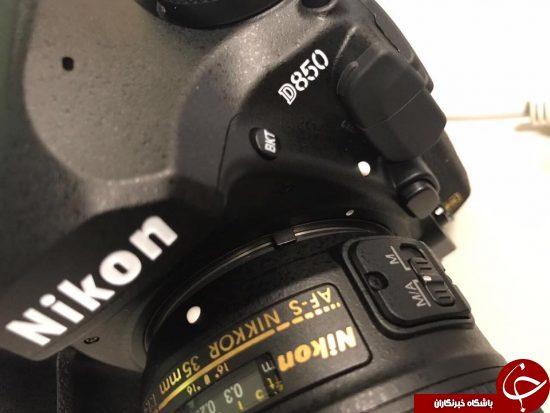 تصویر فاش شده از دوربین جدید شرکت Nikon