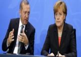 باشگاه خبرنگاران -انتقاد شدیداللحن ترکیه از مواضع سیاسی مرکل