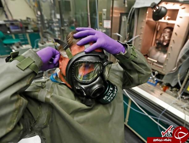 کویر اسرارآمیزی که آزمایشگاه سلاحهای شیمیایی آمریکاست+تصاویر