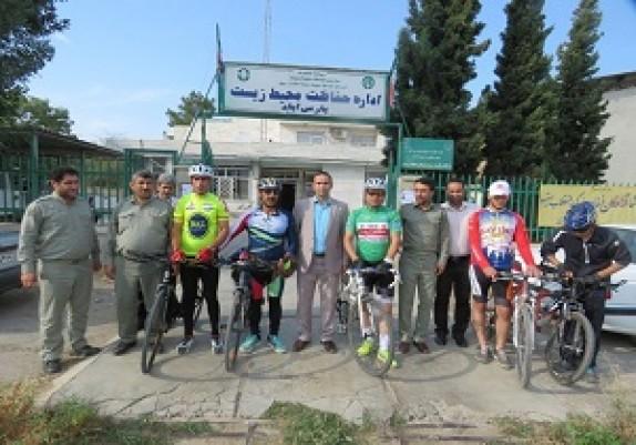 باشگاه خبرنگاران -آغاز تور دوچرخه سواری دور مغان با هدف ترویج فرهنگ زیست محیطی